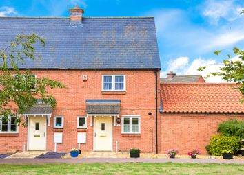 Thumbnail 2 bed end terrace house for sale in Hawthorn Avenue, Mawsley
