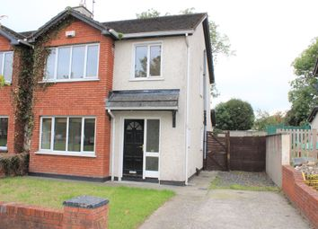 Thumbnail 3 bed semi-detached house for sale in 12 Oberstown Park, Sallins, Kildare