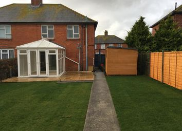 Thumbnail 3 bed semi-detached house to rent in Queensland Road, Weymouth