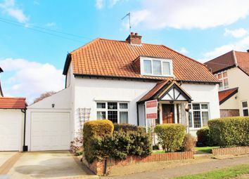 Thumbnail 4 bed detached house for sale in The Rise, Ewell Village