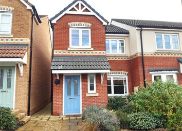 Thumbnail 3 bedroom town house to rent in Scrooby Road, Harworth, Doncaster