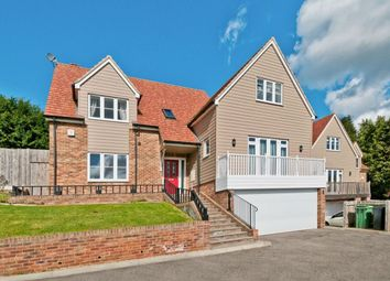 Thumbnail 5 bed detached house for sale in Rosemount Gardens, Weavering, Maidstone