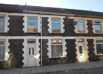 Thumbnail 3 bed terraced house to rent in East Street, Pontypridd