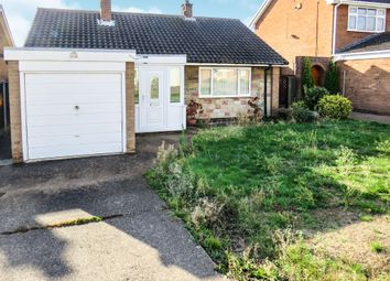 Thumbnail 2 bed detached bungalow for sale in Weetman Avenue, Church Warsop, Mansfield