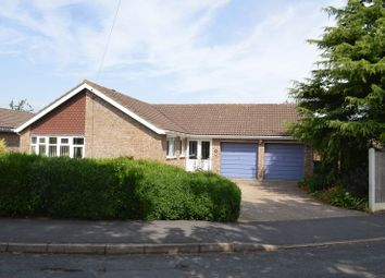 Thumbnail 3 bed detached bungalow for sale in Canterbury Drive, Washingborough, Lincoln