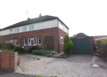 Thumbnail 3 bed semi-detached house to rent in Turville Road, Gilmorton, Lutterworth