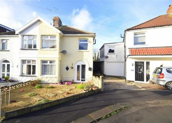 Thumbnail 3 bed semi-detached house for sale in Longford Avenue, Westbury On Trym, Bristol