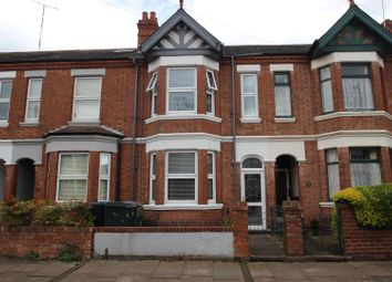 Thumbnail 3 bed terraced house for sale in Raleigh Road, Coventry