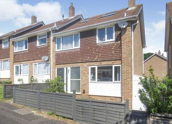 4 bed semi-detached house for sale in Lewins Walk, Bursledon, Southampton SO31