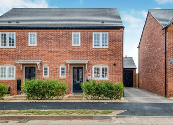 2 Bedrooms Semi-detached house for sale in Palmer Crescent, Warwick CV34