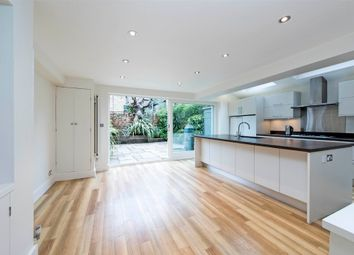 Thumbnail 5 bed terraced house for sale in Broomwood Road, Battersea, London