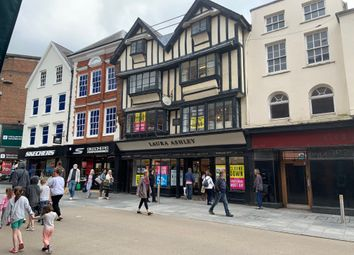 Retail premises to let in High Street, Exeter EX4