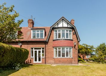 Thumbnail 4 bedroom semi-detached house for sale in Thompson Road, Sunderland