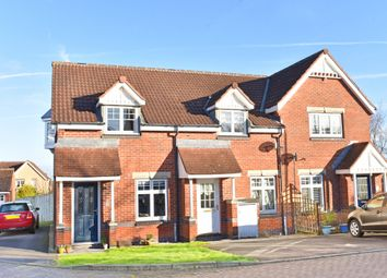 Thumbnail 2 bed end terrace house for sale in Angelica Close, Killinghall, Harrogate