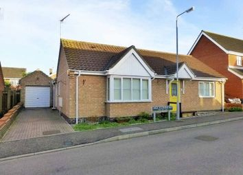 Thumbnail 2 bed detached bungalow for sale in Jack Plummer Way, Caister-On-Sea, Great Yarmouth