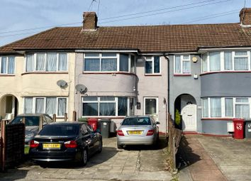 Thumbnail 4 bed terraced house for sale in Cumberland Avenue, Farnham Royal, Slough