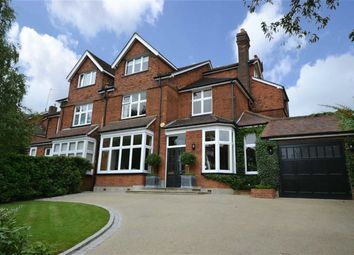 Thumbnail 5 bed semi-detached house for sale in Crescent West, Hadley Wood, Hertfordshire