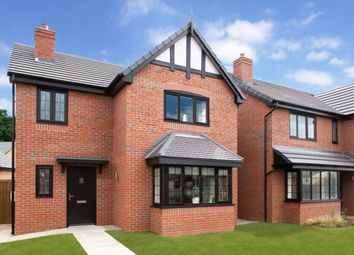 Cheerbrook Road, Willaston, Nantwich CW5. 4 bed detached house for sale