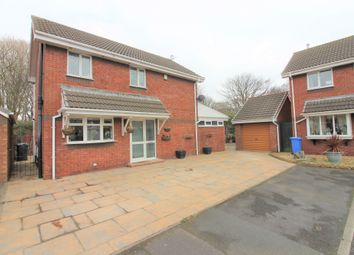 Thumbnail 3 bed detached house for sale in Rowntree Avenue, Fleetwood