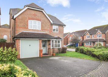Thumbnail 4 bed detached house for sale in Atkinson Walk, Ashford, Kent