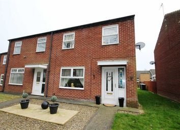 Thumbnail 2 bed end terrace house for sale in Bank Foot Grove, Crook, County Durham