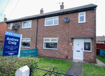 Thumbnail Semi-detached house for sale in Hautmont Road, Hebburn