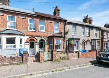 Thumbnail 2 bed terraced house for sale in Nelson Road, Dovercourt, Harwich