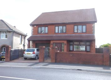 Thumbnail 5 bedroom detached house for sale in Vicarage Road, Morriston, Swansea
