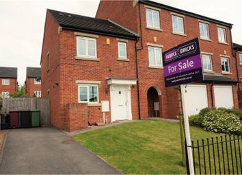Thumbnail 3 bed end terrace house for sale in West Street, Doe Lea, Chesterfield