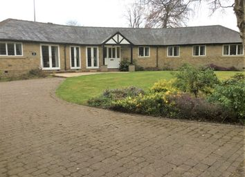 Thumbnail 4 bed detached bungalow for sale in Old Pool Bank, Pool In Wharfedale, Otley