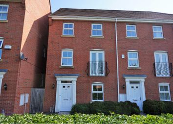 Thumbnail 4 bed terraced house for sale in Reins Croft, Neston