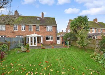 Thumbnail 2 bed semi-detached house for sale in The Churchlands, New Romney, Kent