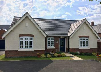 Thumbnail 2 bedroom detached bungalow to rent in Osborne Road, West Haddon, Northamptonshire