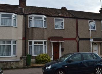 Thumbnail 3 bed terraced house to rent in Heath Road, Romford, Essex