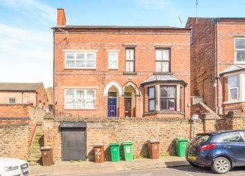 Thumbnail 3 bed maisonette for sale in Seely Road, Nottingham, Nottinghamshire