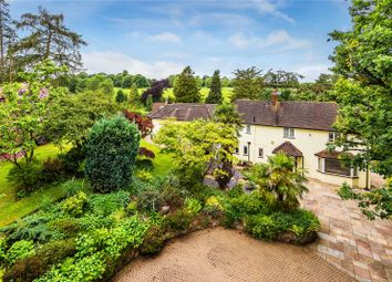 Thumbnail 4 bed detached house for sale in Peaslake Lane, Peaslake, Guildford, Surrey