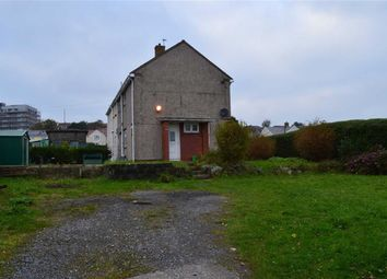 Thumbnail 2 bedroom semi-detached house for sale in Clwyd Road, Swansea