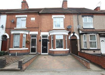 Thumbnail 3 bed terraced house for sale in Croft Road, Nuneaton