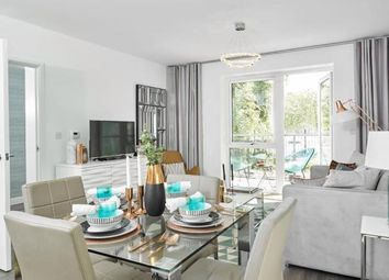 Thumbnail 1 bed flat for sale in Hemington Apartment At Kings Park, 1A St Clements Avenue, Harold Wood, Romford, Essex