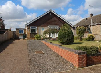 Thumbnail 4 bedroom detached bungalow for sale in Rectory Close, Roydon, King's Lynn