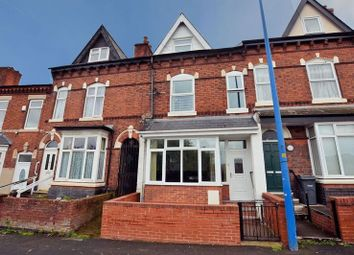 Thumbnail 5 bed terraced house for sale in Bearwood Road, Bearwood, Smethwick