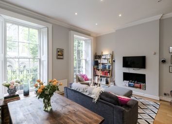Thumbnail 1 bed flat to rent in St. Petersburgh Place, London