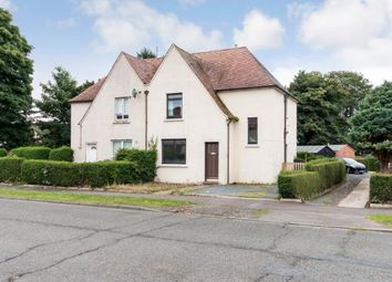 Thumbnail 4 bed semi-detached house for sale in Central Avenue, Troon, South Ayrshire, Scotland