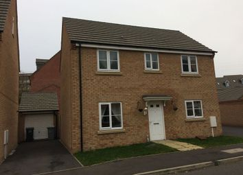 Thumbnail 3 bed detached house to rent in Scarsdale Way, Grantham