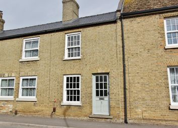 Thumbnail 2 bed terraced house for sale in Telegraph Street, Cottenham, Cambridge