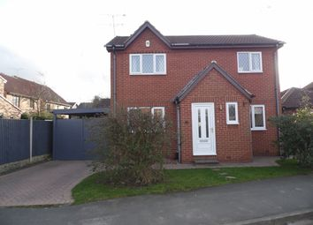 Thumbnail 3 bed detached house to rent in Ferndale View, Cusworth, Doncaster