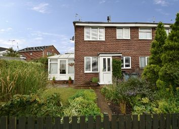 Thumbnail 1 bedroom end terrace house for sale in Fleming Way, Flanderwell, Rotherham