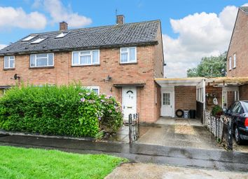 Thumbnail 3 bed semi-detached house for sale in Barlow Road, Chichester