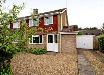 Thumbnail 3 bed semi-detached house for sale in Goodwins Mead, Cheddington, Leighton Buzzard