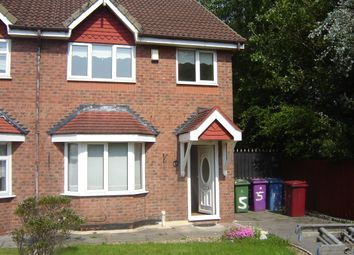 Thumbnail 3 bed semi-detached house to rent in Travanson Close, Liverpool